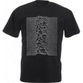 Unknown Pleasures Cat T-Shirt