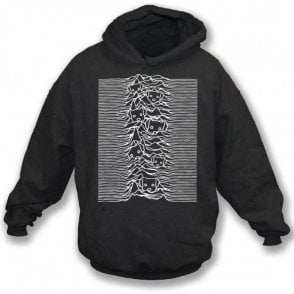 Unknown Pleasures Dogs Hooded Sweatshirt
