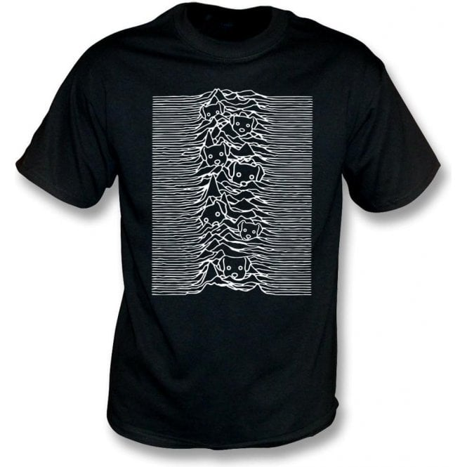 Unknown Pleasures Dogs T-Shirt