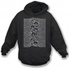 Unknown Pleasures Pigs Kids Hooded Sweatshirt