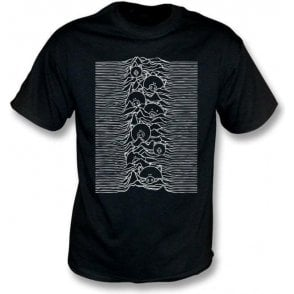 Unknown Pleasures Pigs Kids T-Shirt
