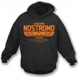 USCSS Nostromo (Inspired by Alien) Hooded Sweatshirt