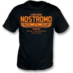USCSS Nostromo (Inspired by Alien) T-Shirt