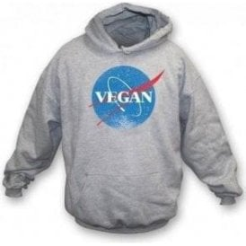 Vegan NASA Kids Hooded Sweatshirt