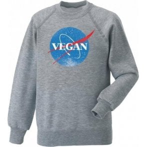 Vegan NASA Kids Sweatshirt