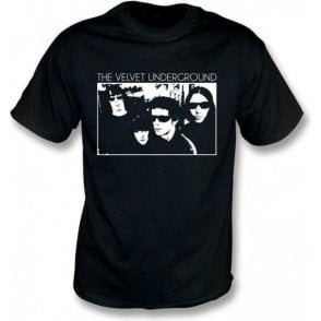 Velvet Underground Band Photo T-Shirt