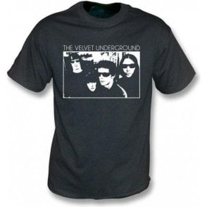 Velvet Underground Band Photo Vintage Wash T-Shirt
