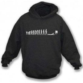 Video Game Evolution Hooded Sweatshirt