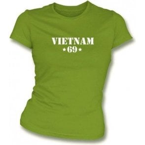 Vietnam 69 girls slimfit t-shirt