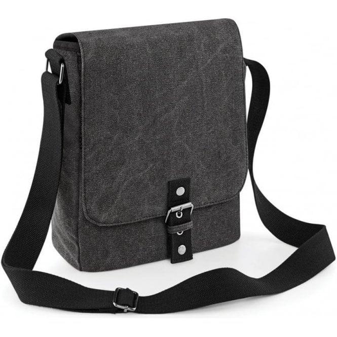 Vintage Canvas iPad/Tablet Reporter Bag