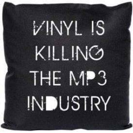 Vinyl Is Killing The MP3 Industry Cushion