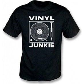 Vinyl Junkie Children's T-shirt