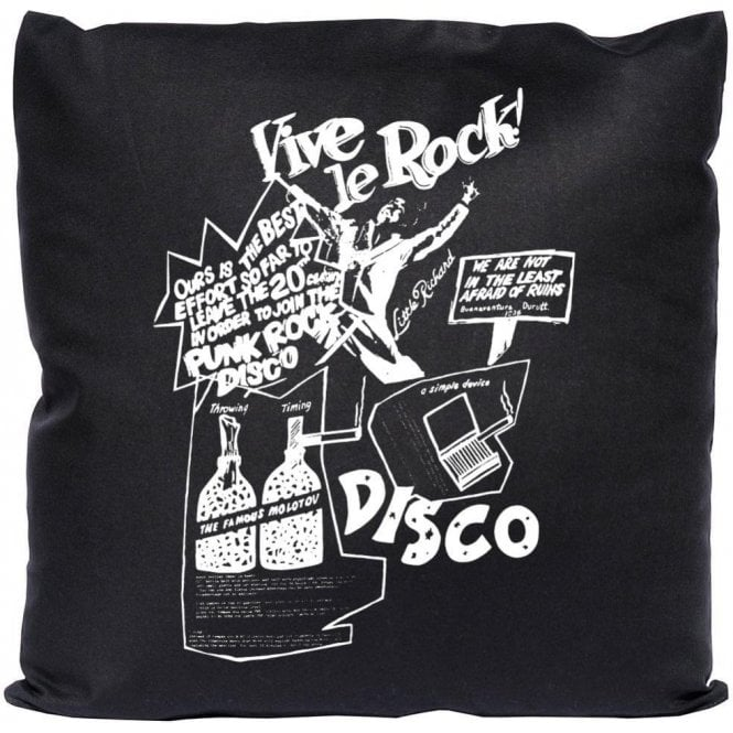 Vive Le Rock Cushion