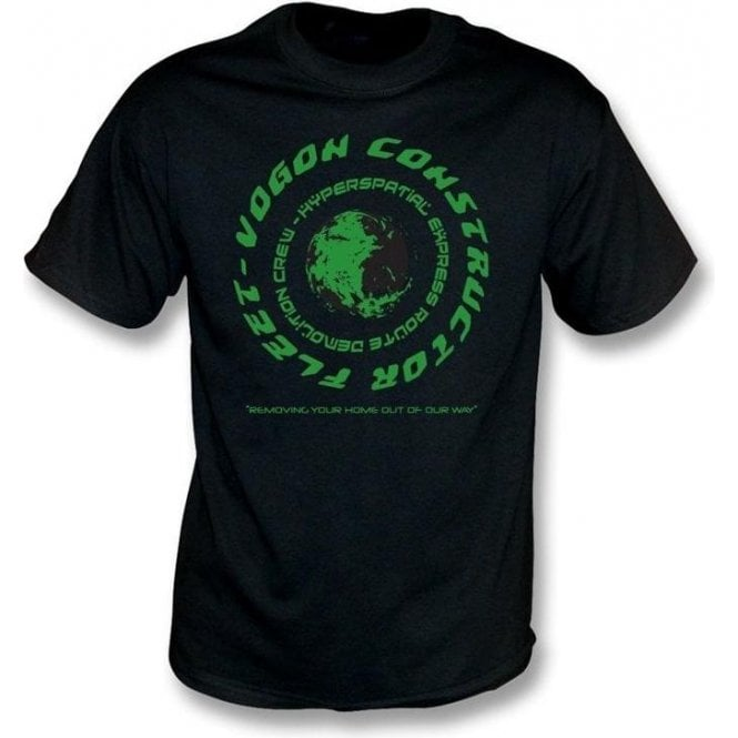 Vogon (Inspired by Hitchhikers Guide To The Galaxy) T-shirt