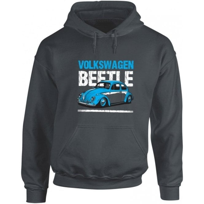 Volkswagen Beetle Kids Hooded Sweatshirt