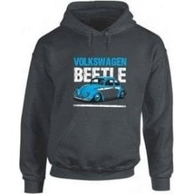 Volkswagen Beetle Kids Hooded Sweatshirt