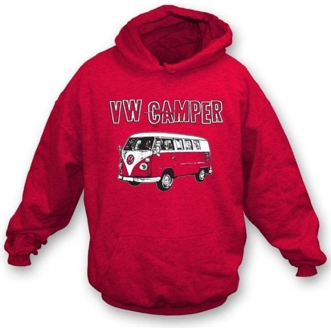 VW Camper Hooded Sweatshirt