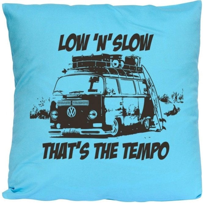 VW Camper Low 'N' Slow Cushion