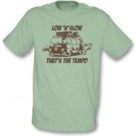 VW Camper Van Low 'N' Slow T-shirt