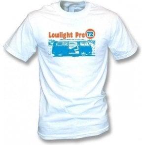 VW Camper Van Lowlight Pre 72 T-shirt