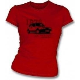 VW Golf MK 1 Girl's Slim-Fit T-shirt