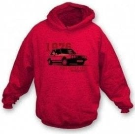 VW Golf MK 1 Hooded Sweatshirt