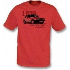 VW Golf MK 1 T-shirt