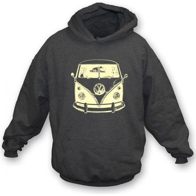 VW Split Screen Campervan Hooded Sweatshirt