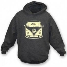 VW Split Screen Campervan Hooded Sweatshirt