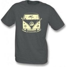 VW Split Screen Campervan T-shirt