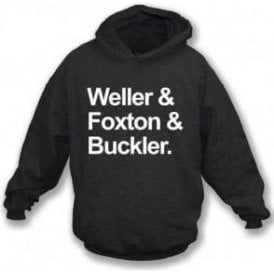 Weller & Foxton & Buckler Kids Hooded Sweatshirt