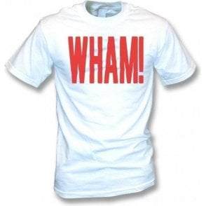 Wham! (As Worn By George Michael & Andrew Ridgeley, Wham!) T-Shirt