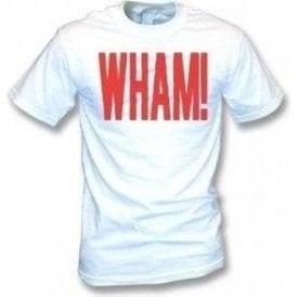 Wham! (As Worn By George Michael & Andrew Ridgeley, Wham!) T-Shirt