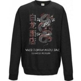 White Dragon Noodle Bar (Inspired by Blade Runner) Sweatshirt