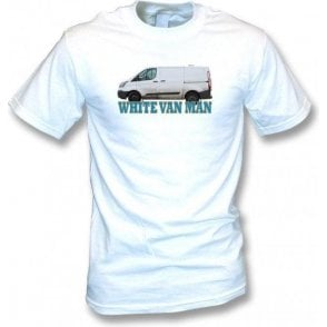 White Van Man T-Shirt