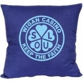 Wigan Casino - Faith Cushion