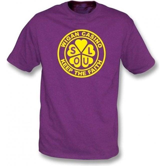 Wigan Casino - Faith T-shirt