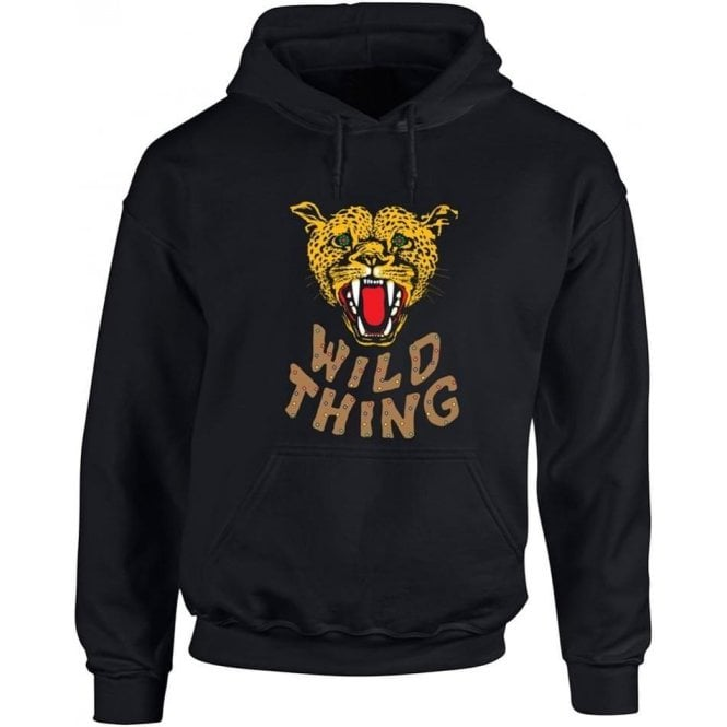 Wild Thing (As Worn By Steve Marriott, The Small Faces) Hooded Sweatshirt