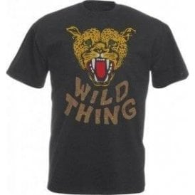 Wild Thing (As Worn By Steve Marriott, The Small Faces) Vintage Wash T-Shirt