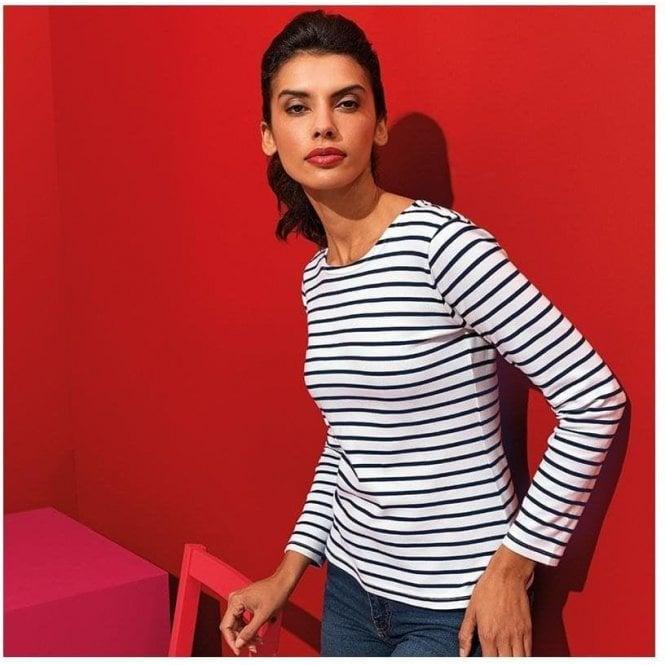 Women's Mariniere Coastal Long Sleeve T-Shirt