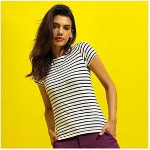 Women's Mariniere Coastal Short Sleeve T-Shirt