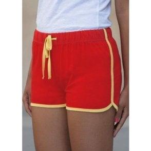 Women's Retro Shorts