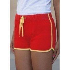 Women's Retro Shorts