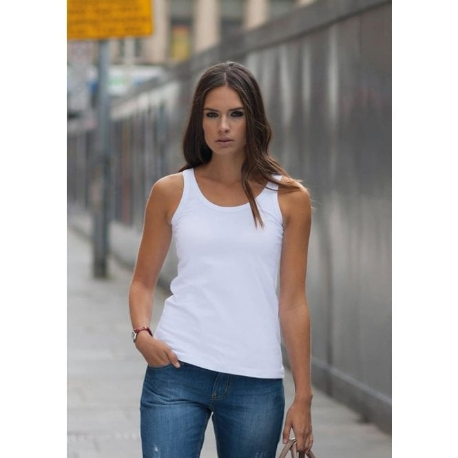 0090a377316d2 Women s Stretch Tank Top - from TShirtGrill UK