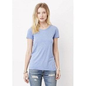 Women's Triblend Crew Neck T-Shirt
