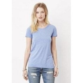 Women's Triblend Crew Neck T-Shirt