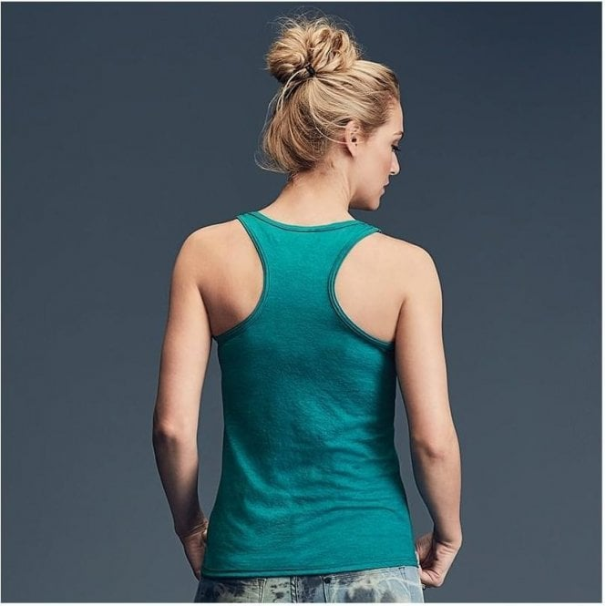 f840a04854e35 Women s Triblend Racerback Tank Top - from TShirtGrill UK