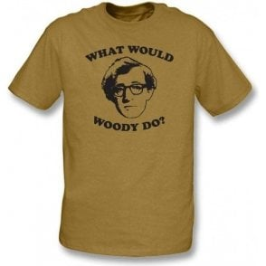 Woody Allen - What Would Woody Do? T-shirt