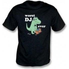 Worst DJ Ever T-Shirt