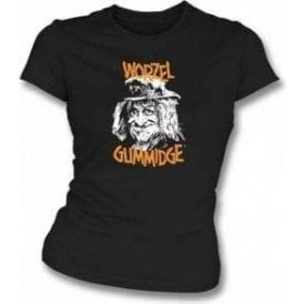 Worzel Gummidge Womens Slim Fit T-Shirt